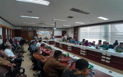 Rapat Persiapan Pelaksanaan MTQ VII Tingkat Kabupaten Kubu Raya