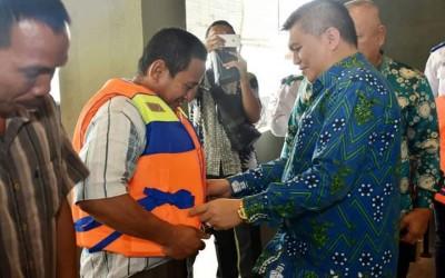 Sekda Kubu Raya: Zero Accident Angkutan Sungai dan Penyeberangan