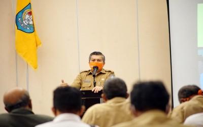 Sekda Kubu Raya Ingatkan Kades untuk Tertib Asas Penyelenggaraan Pemerintahan